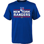 NHL Youth New York Rangers Epitome Royal T-Shirt