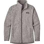 Patagonia Girls' Better Sweater Fleece Jacket