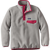 Patagonia Girls' Lightweight Synchilla Snap-T Fleece Pullover