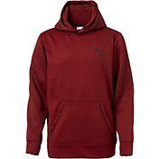 Puma Boys' Heathered Tech Hoodie