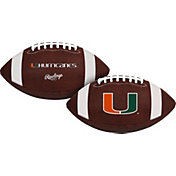 Rawlings Miami Hurricanes Air It Out Youth Football