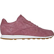 Reebok Women's Classic Leather Clean Exotic Shoes