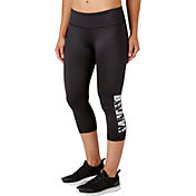 Reebok Women's Performance Believe Graphic Capris