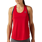 Reebok Women's Performance Mesh Tank Top