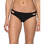 Roxy Women's Beauty 70's Bikini Bottoms