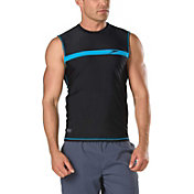 Speedo Men's Startline Sleeveless Rash Guard