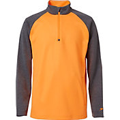 Slazenger Boys' Fashion Quarter-Zip Golf Pullover