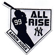 "The Emblem Source New York Yankees Aaron Judge ""All Rise"" Patch"
