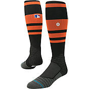 Stance Baltimore Orioles Diamond Pro Black Socks