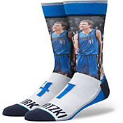 Stance Dallas Mavericks Dirk Nowitzki Crew Socks