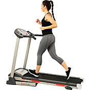 Sunny Health & Fitness Motorized Folding Treadmill