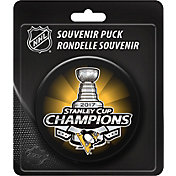 Sher-Wood 2017 Stanley Cup Champions Pittsburgh Penguins Souvenur Puck