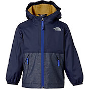 The North Face Toddler Boys' Warm Storm Rain Jacket