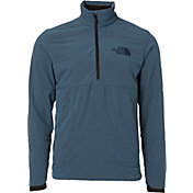 The North Face Men's Mountain Sweatshirt Half Zip Insulated Pullover