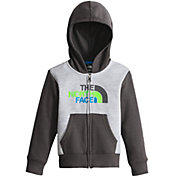 The North Face Toddler Boys' Logowear Full Zip Hoodie