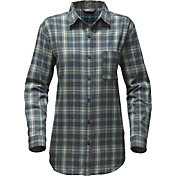 The North Face Women's Boyfriend Long Sleeve Shirt - Past Season