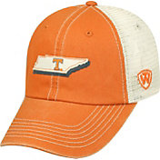Top of the World Men's Tennessee Volunteers Tennessee Orange/White United Adjustable Snapback Hat