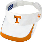 Top of the World Men's Tennessee Volunteers White Teed Off Visor