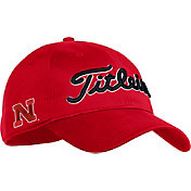 Titleist Men's Nebraska Performance Golf Hat