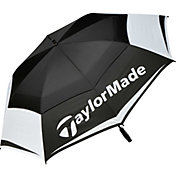 "TaylorMade 2017 Double Canopy 64"" Golf Umbrella"