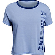 Under Armour Girls' Athlete Graphic T-Shirt