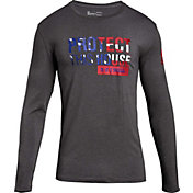 Under Armour Men's Freedom Protect This House Long Sleeve Shirt