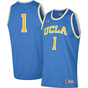 Under Armour Men's UCLA Bruins True Blue #1 Replica Basketball Jersey