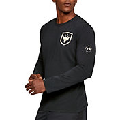 Under Armour Men's Project Rock Never Full Long Sleeve Shirt