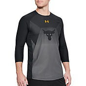 Under Armour Men's Project Rock Vanish ¾ Length Sleeve Shirt
