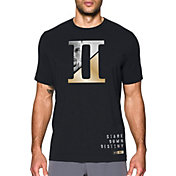 Under Armour Men's SC30 Stare Down Destiny Graphic Basketball T-Shirt