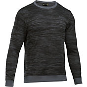 Under Armour Men's Storm SF Novelty Crew Golf Top