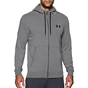 Under Armour Men's Threadborne Fleece Full-Zip Hoodie