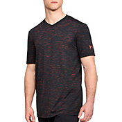 Under Armour Men's Threadborne Seamless V-Neck T-Shirt