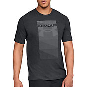Under Armour Men's Wordmark Gradient T-Shirt