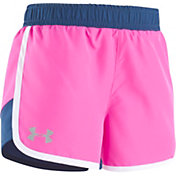 Under Armour Toddler Girls' Fast Lane Shorts