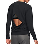 Under Armour Women's Unstoppable Knit Crewneck Sweatshirt