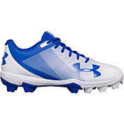 Under Armour Kids' Leadoff RM Baseball Cleats