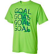 Umbro Boys' Goal Goal Goal Graphic Soccer T-Shirt