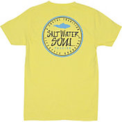 Salt Water Soul Men's Coastal Tradition T-Shirt