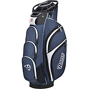 Wilson Los Angeles Rams Cart Golf Bag