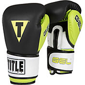 TITLE Boxing Gel Intense V2T Bag Gloves