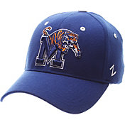 Zephyr Men's Memphis Tigers Blue ZH ZClassic Flexfit Hat