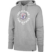 "'47 Men's Philadelphia 76ers ""Here Comes The Sixers"" Pullover Hoodie"
