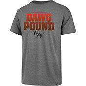 '47 Men's Cleveland Browns Dawg Pound Grey T-Shirt