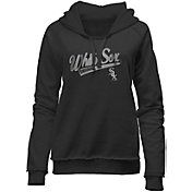 New Era Women's Chicago White Sox Black Pullover Hoodie