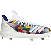 adidas Men's Icon 4 Nations Metal Baseball Cleats