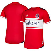 adidas Men's Chicago Fire Primary Authentic Jersey