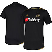 adidas Men's Los Angeles FC Primary Authentic Jersey