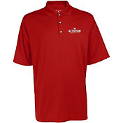 Antigua Men's 2018 MLB All-Star Game Red Exceed Polo