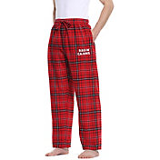Concepts Sport Men's Louisiana-Lafayette Ragin' Cajuns Red/Black Ultimate Sleep Pants